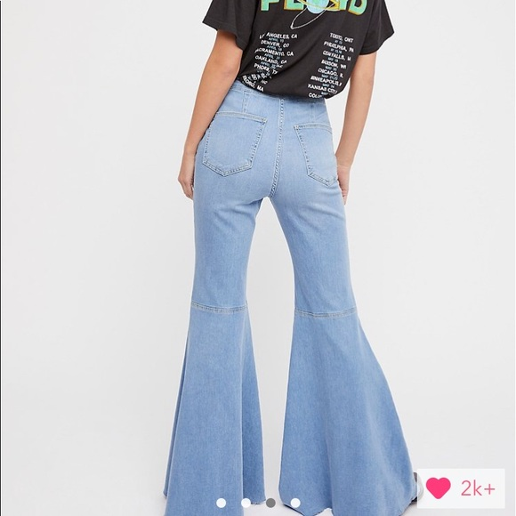 80bf2636efc74d Free People Jeans | Just Float On Flares | Poshmark